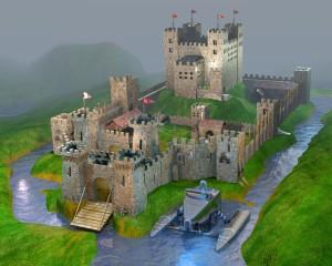 Knights, Crusades, Castles