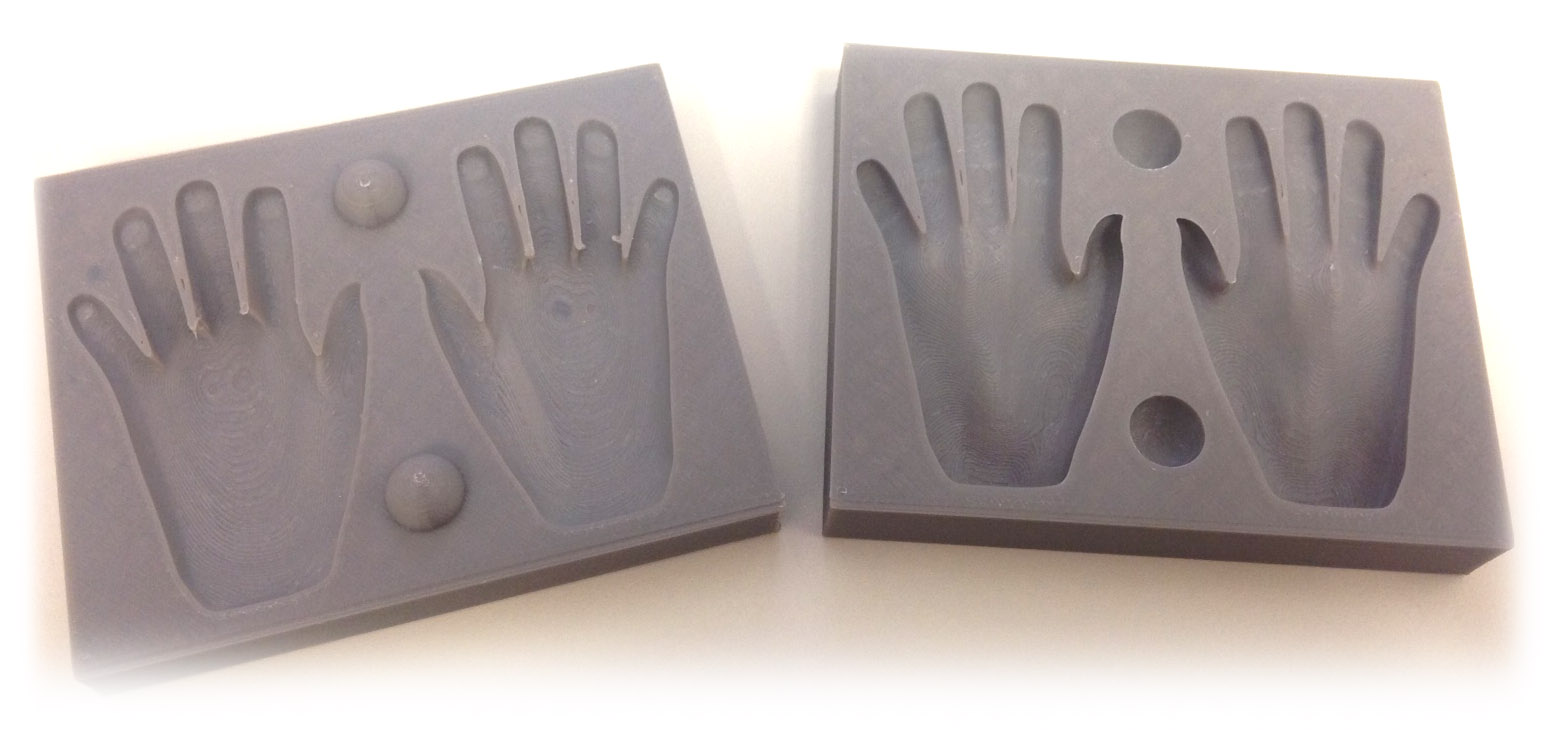 2 Piece Mould (printed)